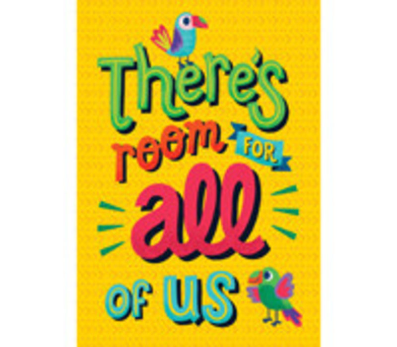 There's Room for All of Us Poster*