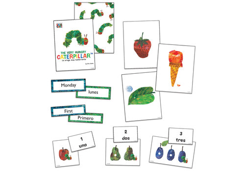 Carson Dellosa The Very Hungry Caterpillar™ Learning Cards