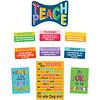 Carson Dellosa Teach Peace Bulletin Board Set