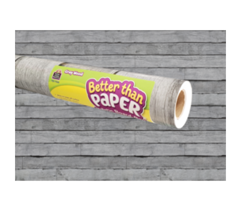 Better than Paper - Gray Wood Bulletin Board Roll