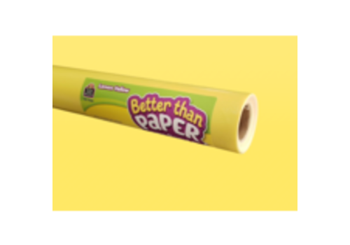 Teacher Created Resources Better than Paper - Lemon Yellow Board Roll