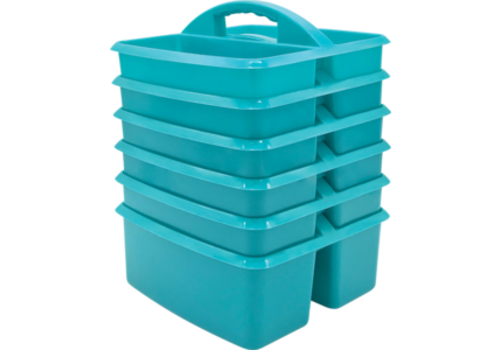 Teacher Created Resources UTILITY CADDY - TURQUOISE