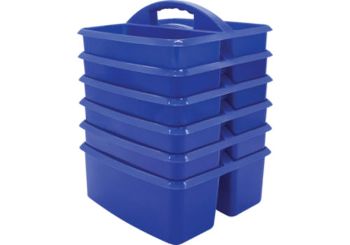 Teacher Created Resources UTILITY CADDY - BLUE