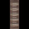 Teacher Created Resources Dark Wood File Storage Pocket Chart