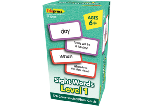Teacher Created Resources Sight Words Level 1