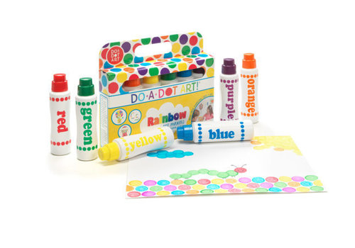 Do a Dot Do-A-Dot Rainbow 6-pack