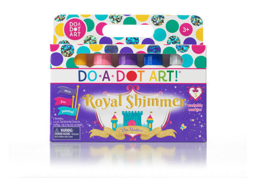 Do a Dot Do-A-Dot Royal Shimmer 5-pack