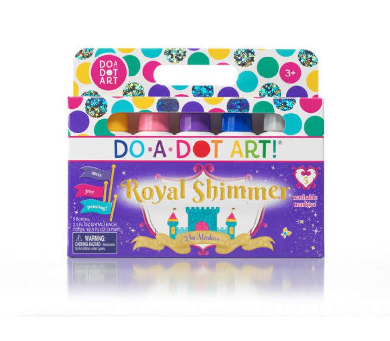 Do-A-Dot Royal Shimmer 5-pack *