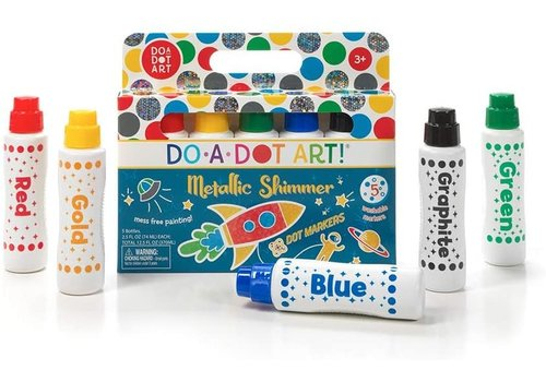 Do a Dot Do-A-Dot Metallic Shimmer 5-pack