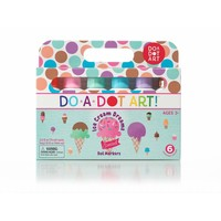 Do-A-Dot Ice Cream Dreams Scented Dot Markers 6-pack *