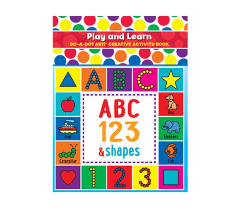 Do-A-Dot Play & Learn Activity Book *
