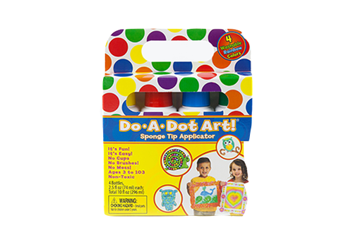 Do a Dot Do-A-Dot Rainbow 4-pack