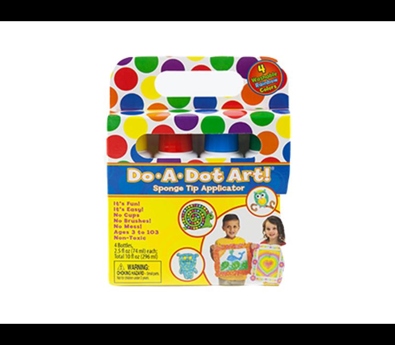 Do-A-Dot Rainbow 4-pack *