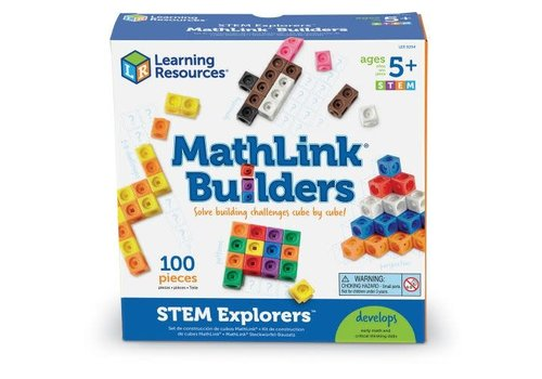Learning Resources STEM Explorers™ MathLink® Builders