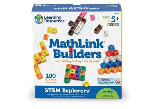 Learning Resources STEM Explorers™ MathLink® Builders *
