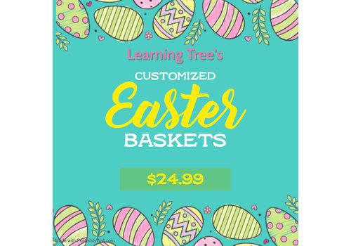 Customizable Easter Bag $24.99