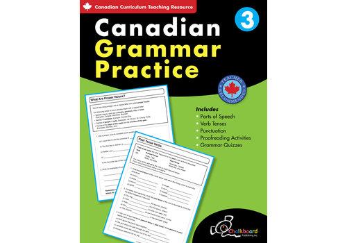 NELSON Canadian Grammar Practice Grade 3