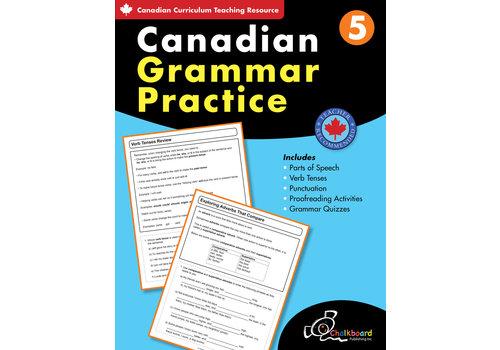NELSON Canadian Grammar Practice Grade 5