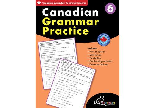 NELSON Canadian Grammar Practice Grade 6 *