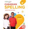 NELSON Canadian Spelling Grade 2 *