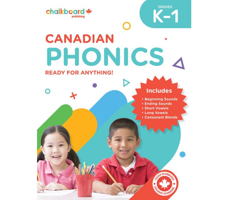 Canadian Phonics Grade K-1 *