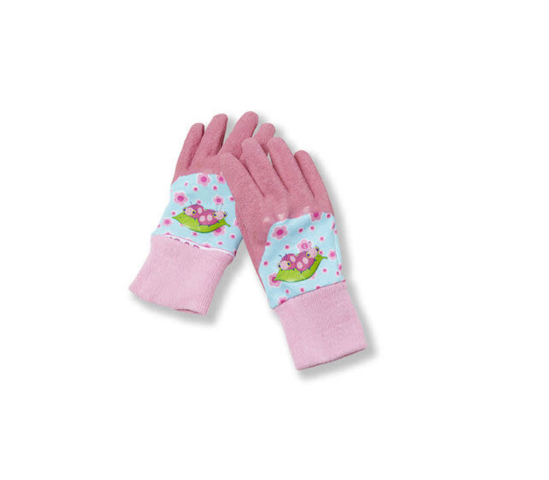 Trixie & Dixie Ladybug Good Gripping Gloves (D) *