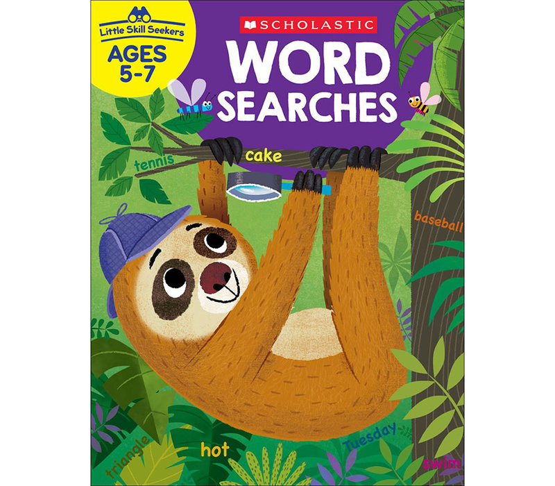 LITTLE SKILL SEEKERS WORD SEARCHES