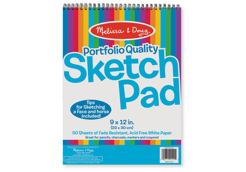 Melissa & Doug Art Sketch Pad