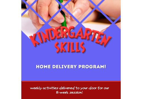 Kindergarten Skills Course HOME DELIVERY
