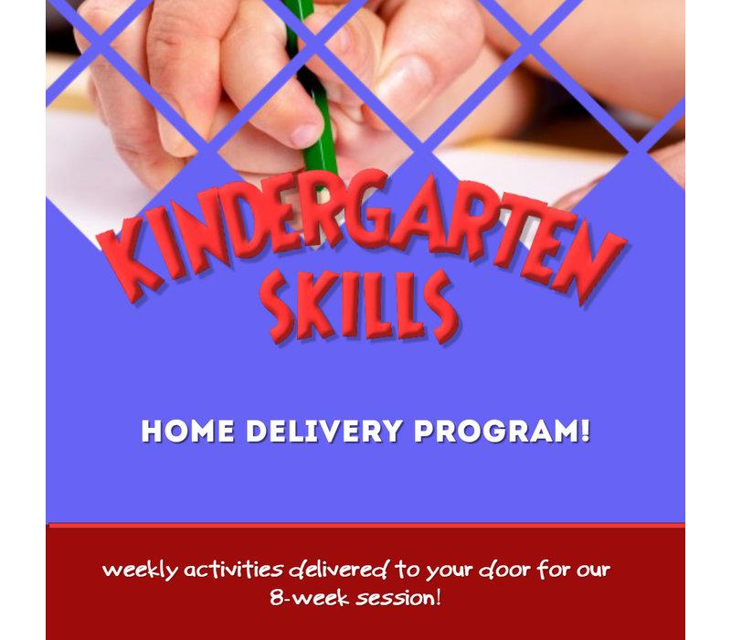 Kindergarten Skills Course HOME DELIVERY