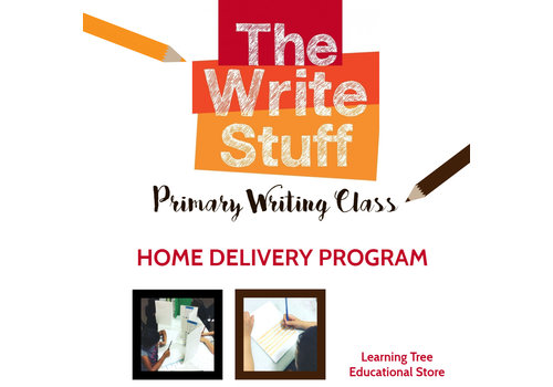 The Write Stuff, Primary Writing Class HOME DELIVERY PROGRAM