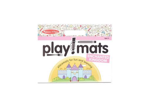 Melissa & Doug Playmats - Enchanted Kingdom