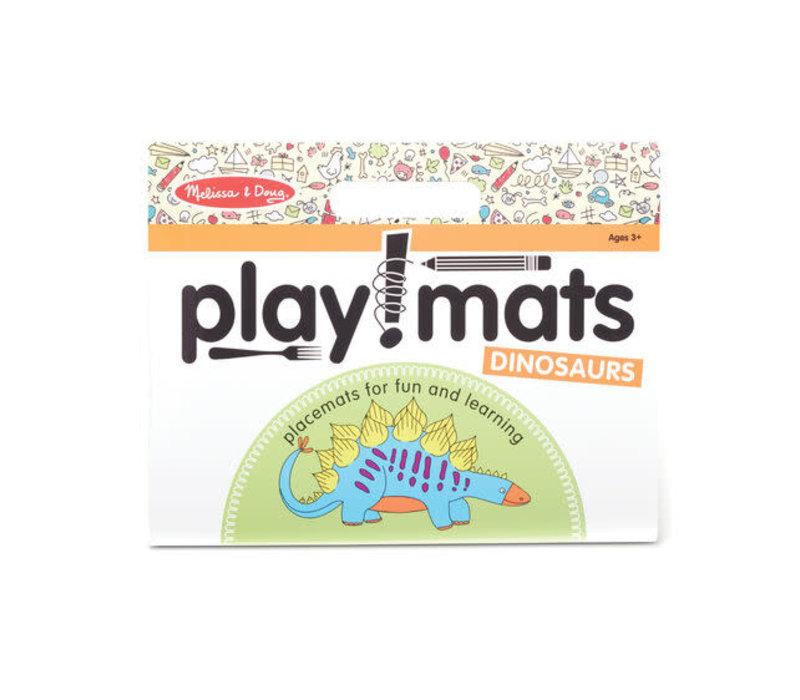Playmats - Dinosaurs
