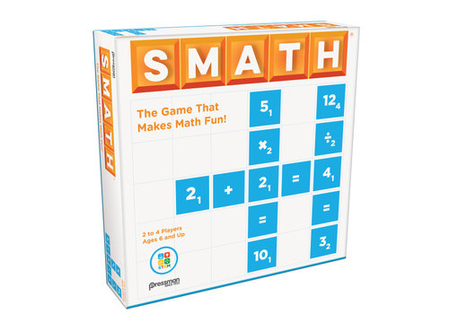 Goliath SMATH - The Game That Makes Math Fun