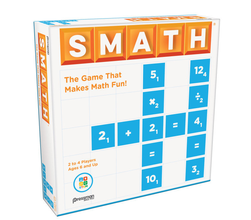 SMATH - The Game That Makes Math Fun