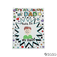 Father's Day Crafty Gift Pack