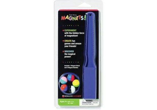 dowling magnets Magnet Wand & Magnetic Marbles *