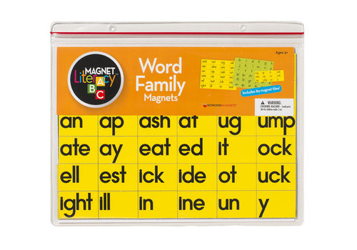 dowling magnets Word Family Magnets, Set of 84