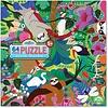 Eeboo Sloths at Play 64 Piece Puzzle E *