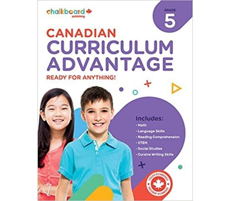 Canadian Curiculum Advantage Grade 5 *