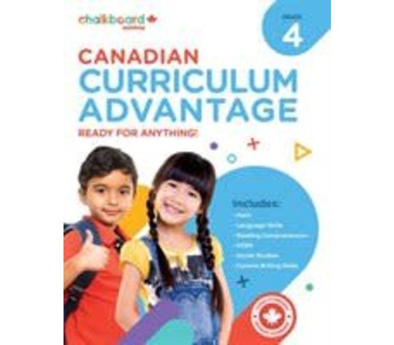 Canadian Curiculum Advantage Grade 4 *