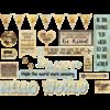 Teacher Created Resources Travel the Map Mini Bulletin Board