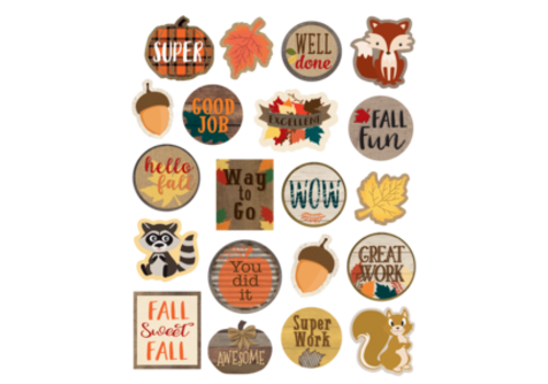 Teacher Created Resources Home Sweet Classroom Fall Stickers *