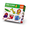 Crocodile Creek Yes! I Can! Puzzles - Jungle 2-12 Pieces