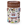 Crocodile Creek Thirty-Six Animals Puzzle - Insects 100 piece