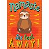 Carson Dellosa One World - Namaste Poster