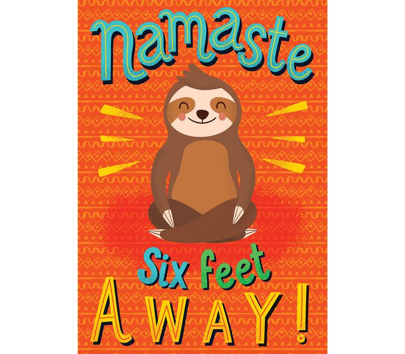 One World - Namaste Poster