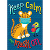 Carson Dellosa One World - Keep Calm Mask On