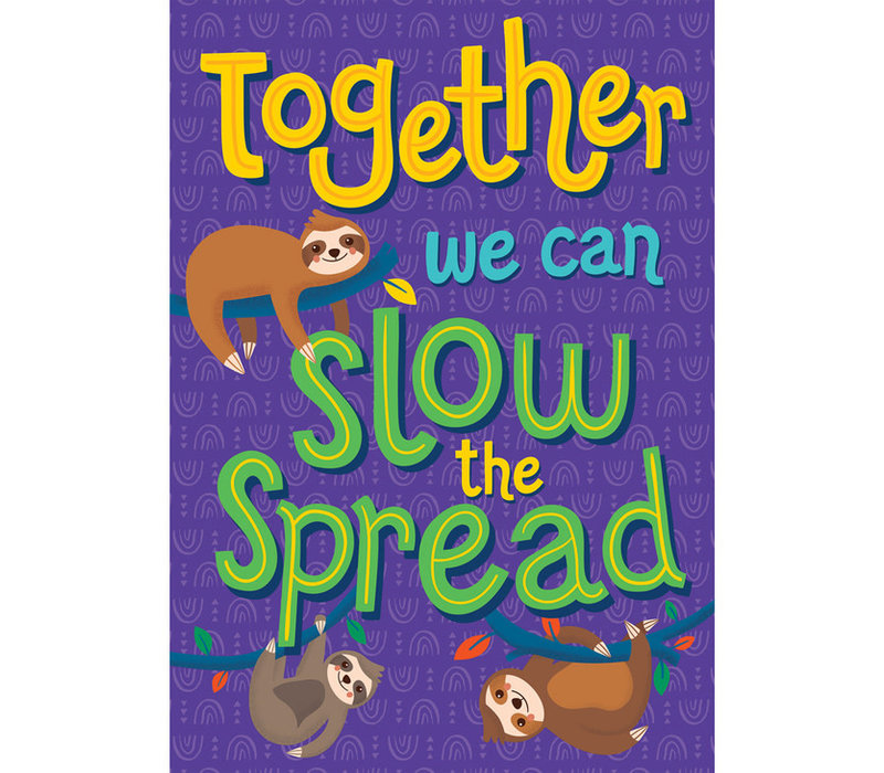 One World - Together We Can Slow the Spread
