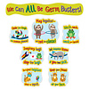 Carson Dellosa One World - We Can All Be Germ Busters Bulletin Board